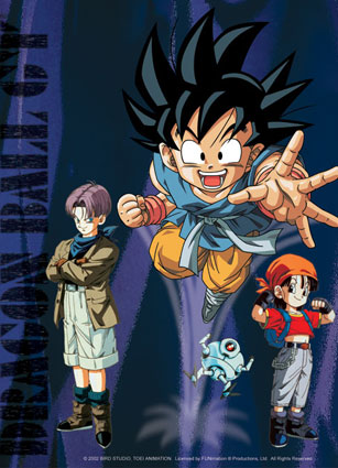 Dragon Ball - Z - GT (Streaming megavideo)