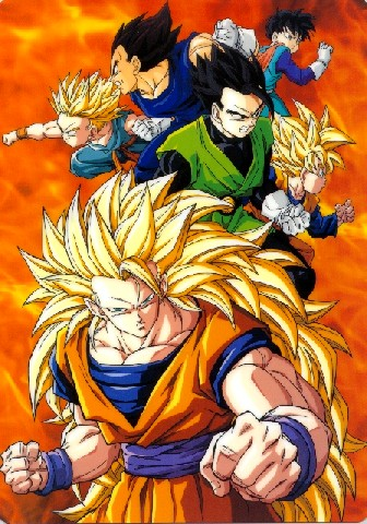 dragon ball z vegeta super saiyan 1000. in versione Super Saiyan 2