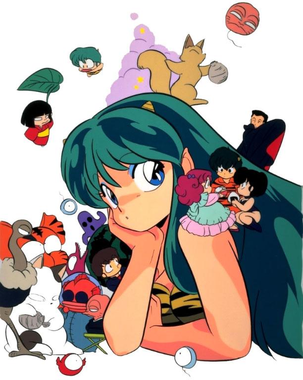 Lamù la principessa dello spazio il tempio dei manga