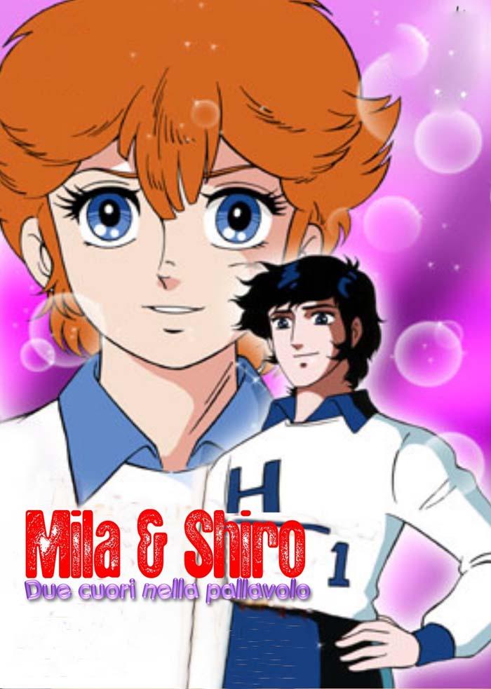 Mila e shiro due cuori nella pallavolo ita